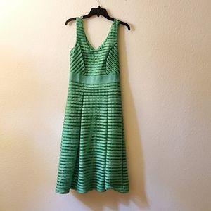 NWT NY&C Bright Green Sundress Sz 10